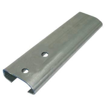 Crawford horizontal door track